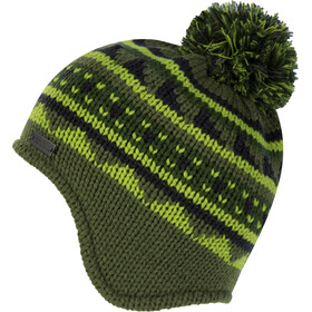Regatta Rivel Hat Kids Calla Green